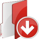 Folder Down - icon #196719 gratis