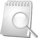 Note Search - icon gratuit(e) #196879