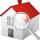 recherche à la maison - icon gratuit #196899