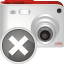 Digital Camera Remove - Free icon #196939