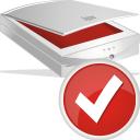 scanner de aceitar - Free icon #196969