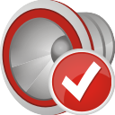 Speaker Accept - Free icon #197009