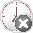 Clock Remove - icon #197019 gratis
