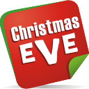Christmas Eve Note - icon gratuit #197079