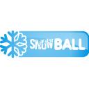 botón de bola de nieve - icon #197119 gratis