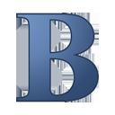 Bold - icon gratuit #197189