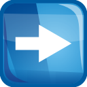 Forward - icon #197469 gratis