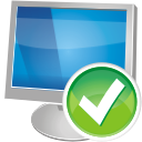 Computer Accept - icon gratuit(e) #197519
