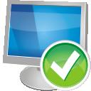 Computer Accept - Free icon #197519