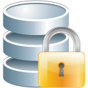 Database Lock - icon gratuit #197559