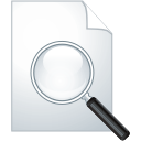 Page Search - icon gratuit #197589