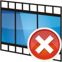 Movie Track Remove - icon #197819 gratis