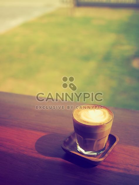 Coffee latte art - Free image #197869