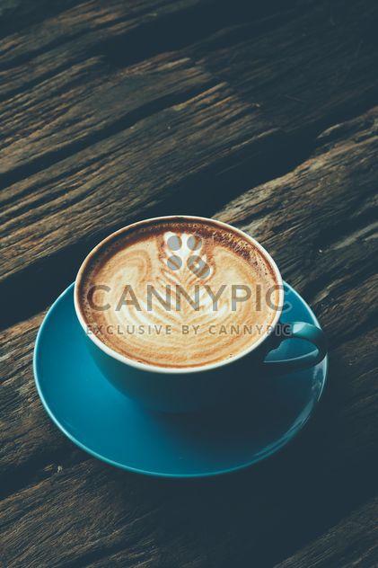 Café latte art - image gratuit(e) #197889