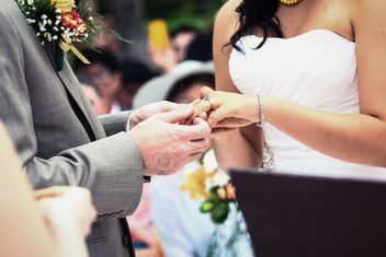 Wedding day - image gratuit #198079