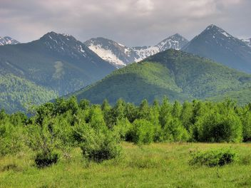 Mountains landscape - image #198149 gratis
