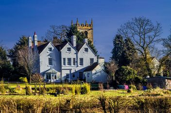 Traditional English cottage - Free image #198339