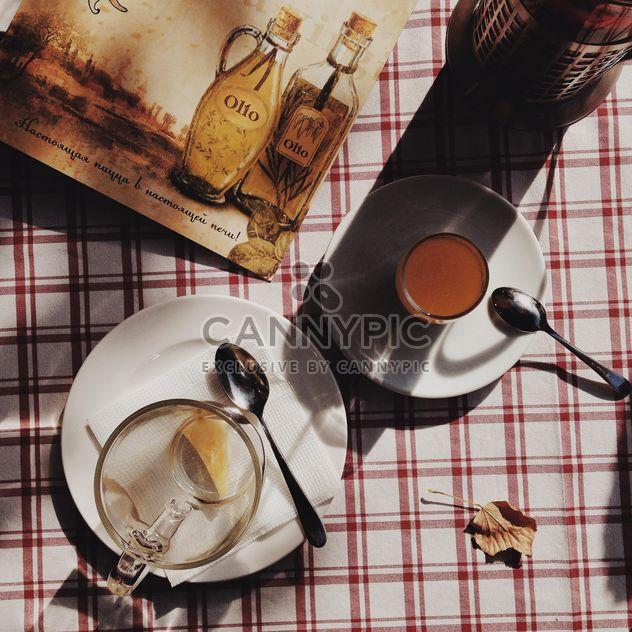 Tasse et sous-tasses - Free image #198359