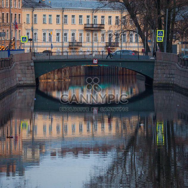 Puente de San Petersburgo - image #198909 gratis