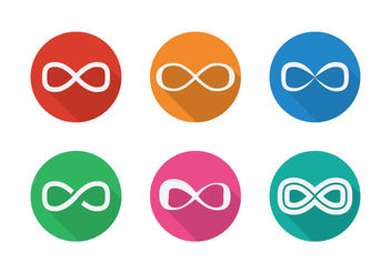 Infinite Loop Vectors - Free vector #199369