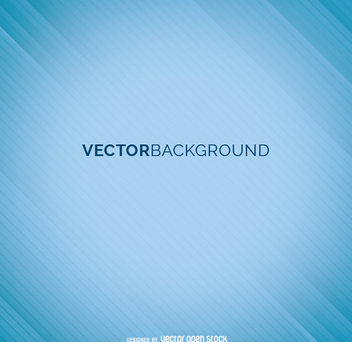 Blue diagonal Vertical Lines - vector gratuit #199639