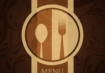 Restaurant menu vector - бесплатный vector #199959