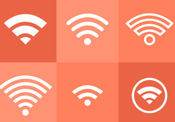 Wifi Symbol - Kostenloses vector #200119