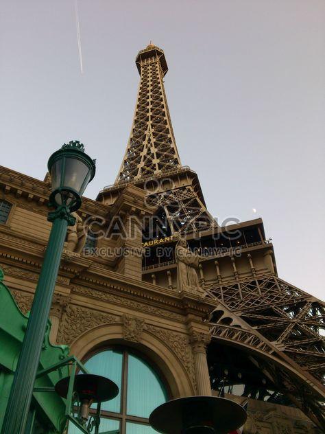 Эйфелева Башня Лас-Вегаса - бесплатный image #200329