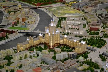 Moscow in miniature, VDNKh - бесплатный image #200699