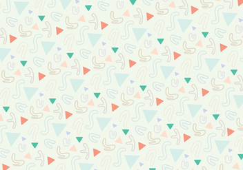 Abstract pattern background - vector gratuit #200829
