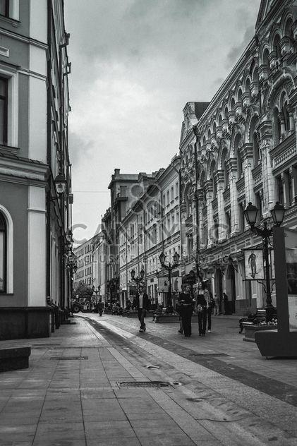 Moskau-Straßen - Kostenloses image #200949