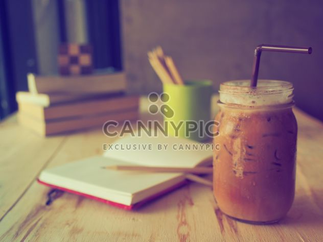 Ice coffee - Free image #201149