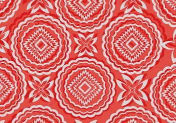 Vector area rug design - vector gratuit #201309