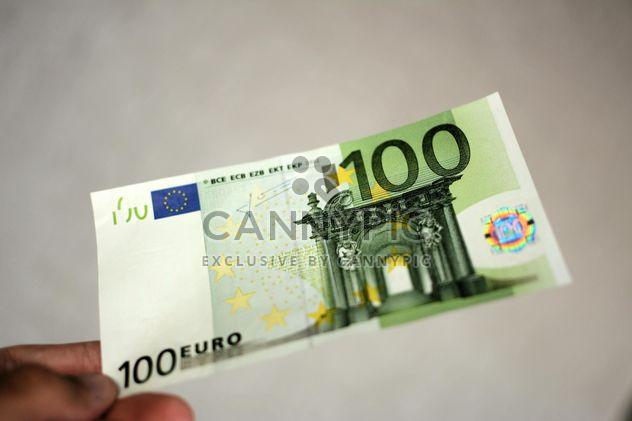 100 Euro - бесплатный image #201449