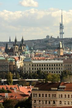 Prague, Czech Republic - бесплатный image #201479