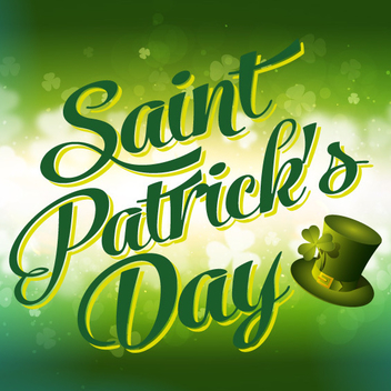 Free Saint Patricks Day Vector - vector #202369 gratis