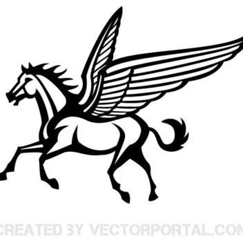Free Pegasus Vector - Free vector #202409