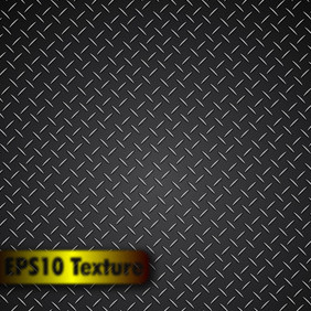 Metal Background - vector #204139 gratis