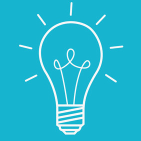 Free Vector Of The Day #114: Light Bulb - Free vector #204569