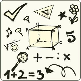 School 1 - vector #204729 gratis