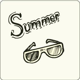 Summer 11 - бесплатный vector #204959