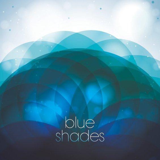 Blue Shades - Free vector #205519