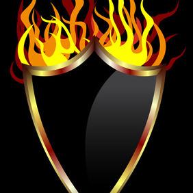 Vector Flame - vector #206419 gratis