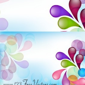 Abstract Colorful Background Vector Image - Free vector #206659
