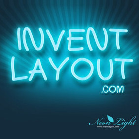 Neon Light Effect - Free vector #207919