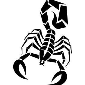 Scorpion Vector Image VP - Free vector #208689