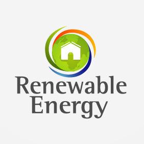Renewable Energy Logo 03 - vector #209109 gratis
