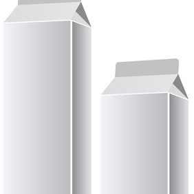 Milk Packaging Templates - Free vector #209129