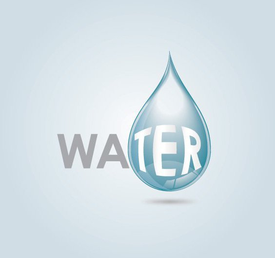 Water Drop - Free vector #209309
