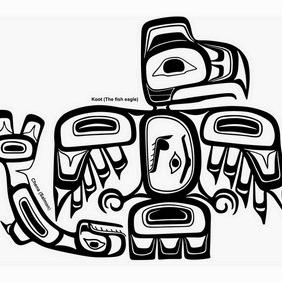 Haida Design - Free vector #209339